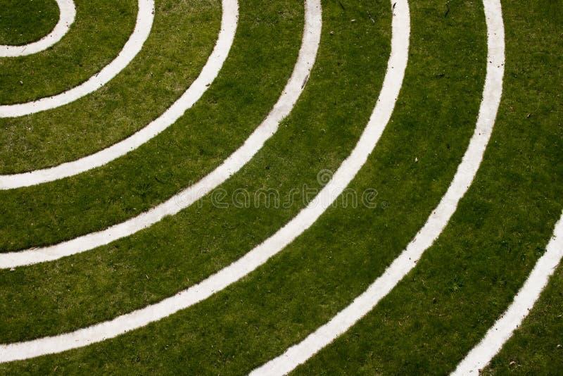 cirklar koncentriskt royaltyfri fotografi