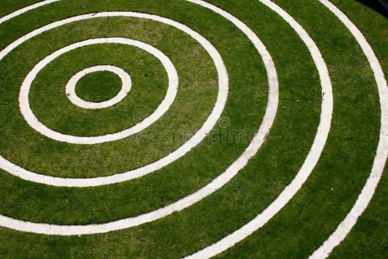 cirklar koncentriskt royaltyfri foto