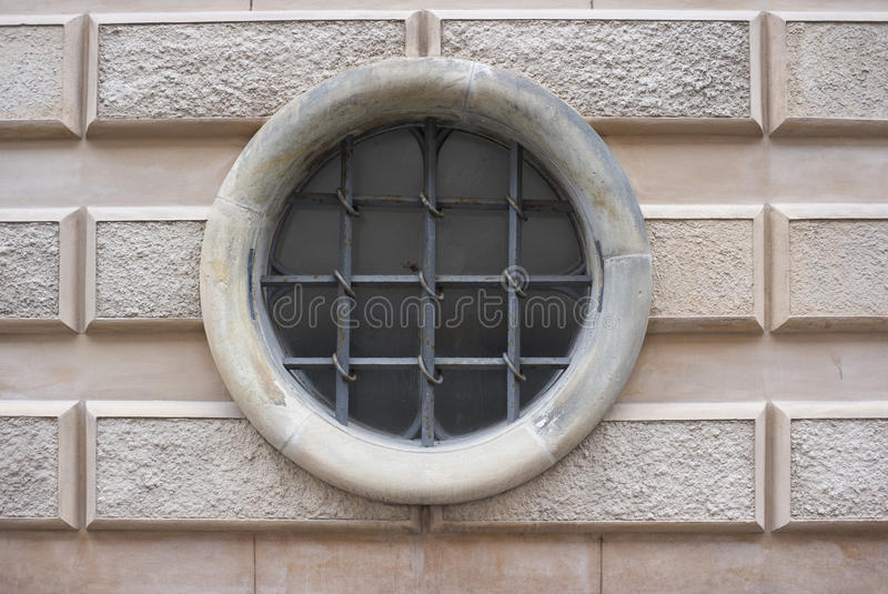 Download Cirkular secured window stock photo. Image of horizontal - 16868674
