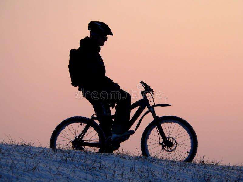 Download Cirkulera fotografering för bildbyråer. Bild av kallt, snow - 990705