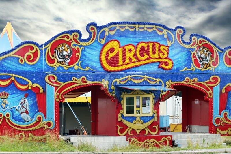 Cirque photo libre de droits