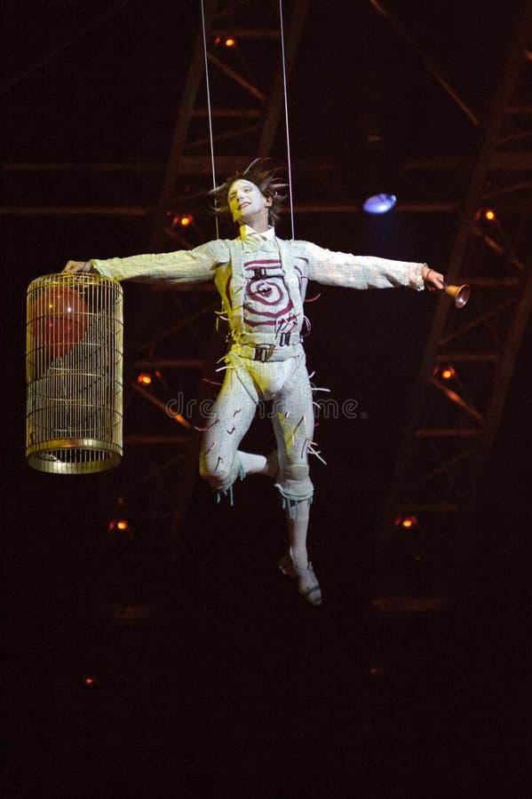 cirque du soleil стоковые фотографии rf