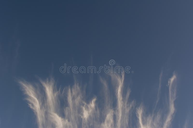 Cirrius clouds backdround. Cirrius clouds for backdround use stock images