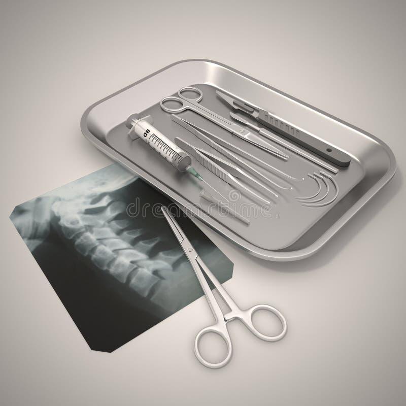 cirugía libre illustration