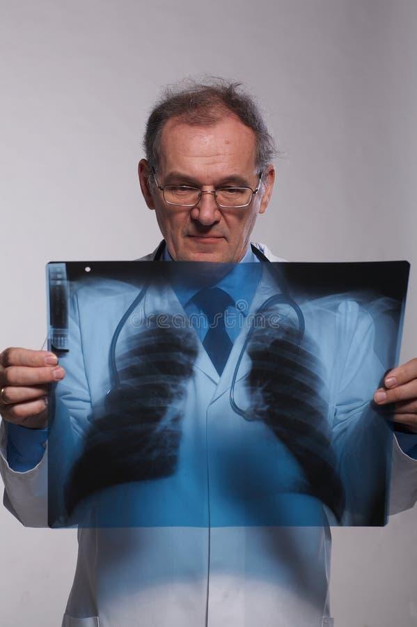 Cirujano foto de archivo libre de regalías