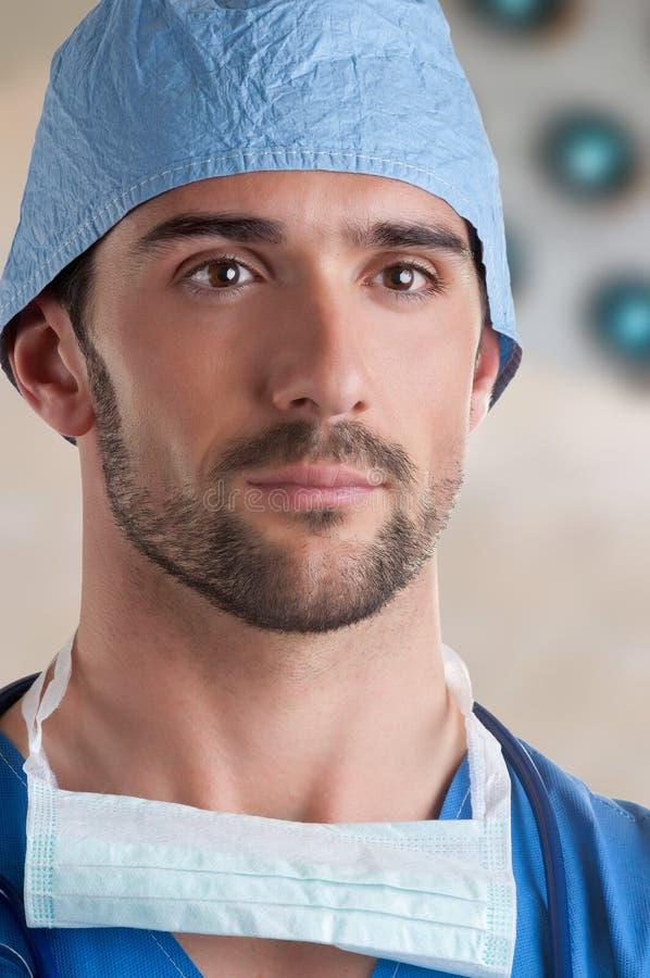 Cirurgião no trabalho fotos de stock