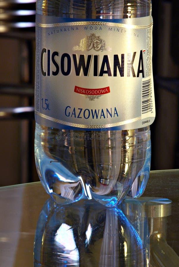 Cisowianka image libre de droits