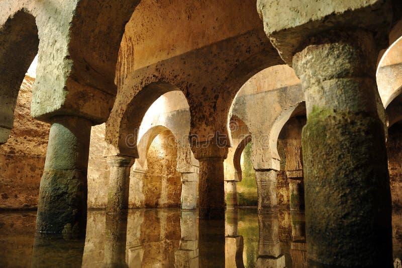 Cisterna araba serbatoio di acqua sotterraneo caceres for Serbatoio di acqua di rame