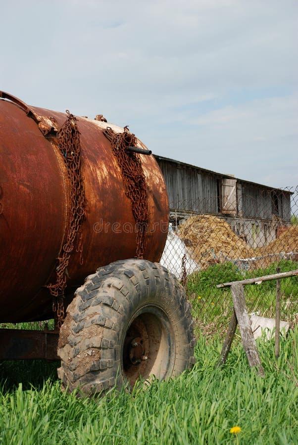 Cisterna del agua
