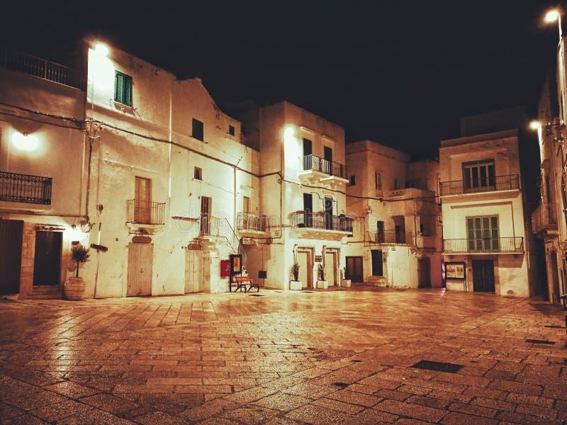 Cisternino, Włochy fotografia stock