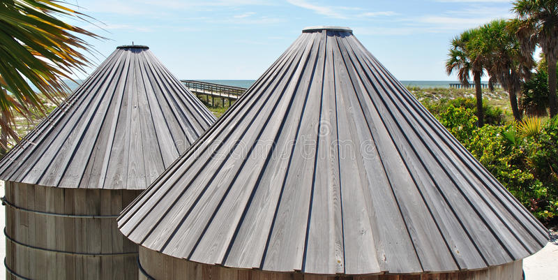 Download Cisterns At Boca Grande Pass Stock Photo - Image: 10627070