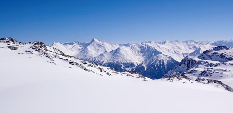 cisza mountain zdjęcie stock