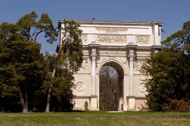 Cita del castillo francés fotografía de archivo libre de regalías