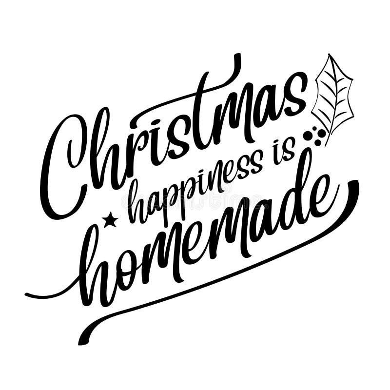 Cita inspirada de la Navidad libre illustration