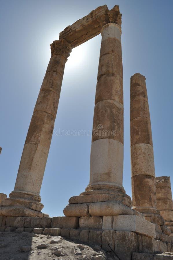 Download Citadel Columns stock image. Image of blue, historic - 17893289