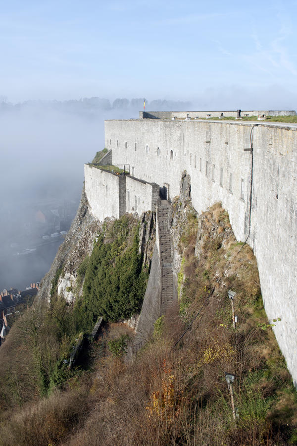 Download Citadel Dinant stock photo. Image of tourism, maas, meuse - 22027080