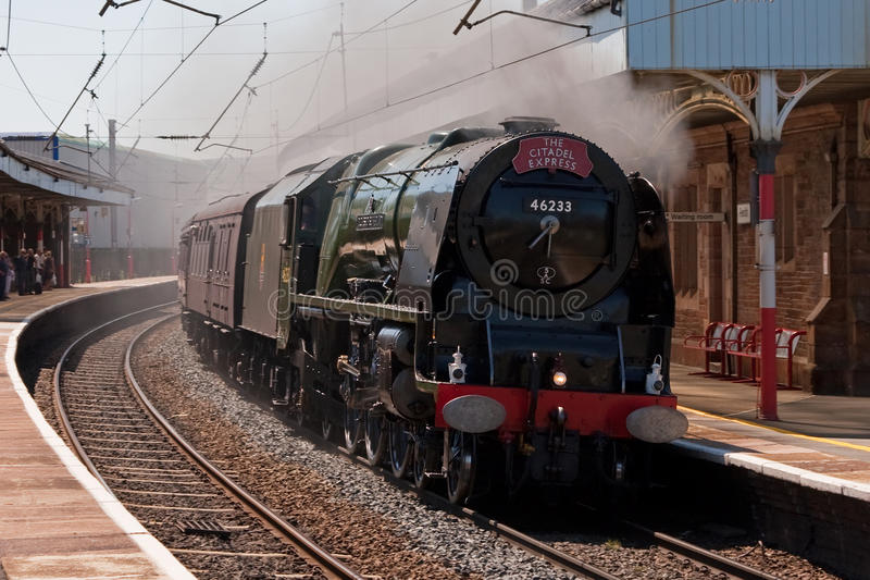 Download The Citadel Express editorial photo. Image of steam, engine - 25420556