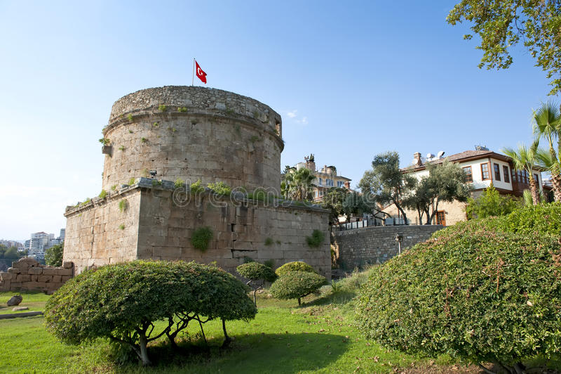 Citadela antiga imagem de stock royalty free