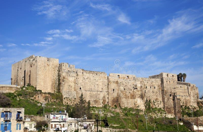 Citadela de Raymond de Saint-Gilles foto de stock