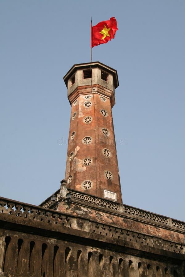 Citadelle de Hanoï image libre de droits