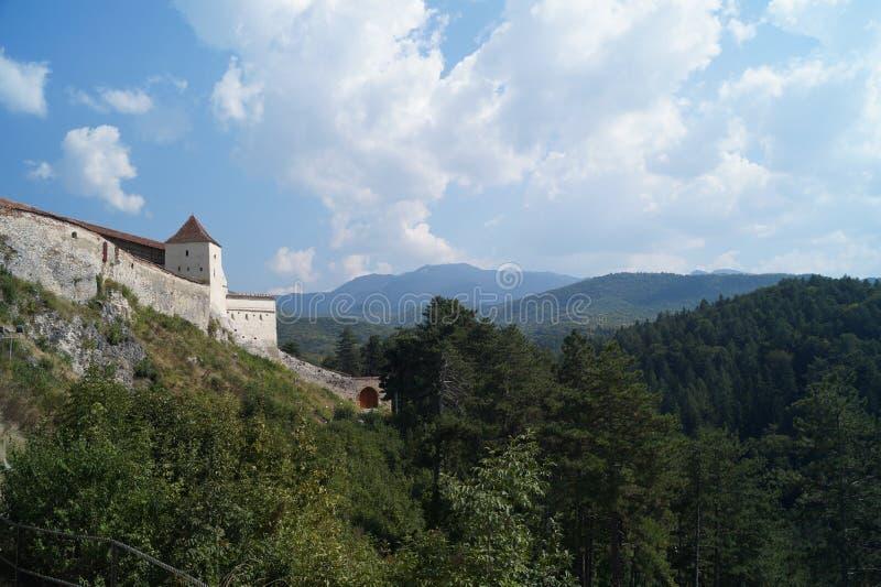 Download Citadelle De Rasnov, Roumanie Image stock - Image du militaire, transylvania: 77151911