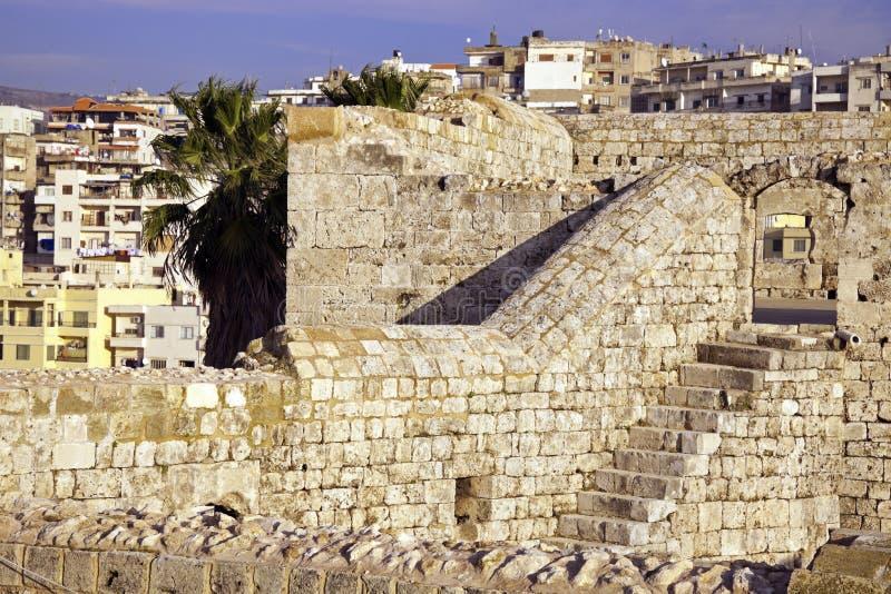 Citadelle de Raymond de Saint-Gilles photos libres de droits