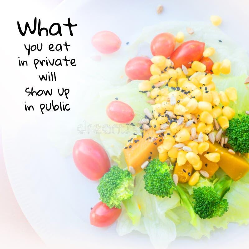 Citationstecken: Vad du äter i privat will för att visa upp offentligt arkivbilder