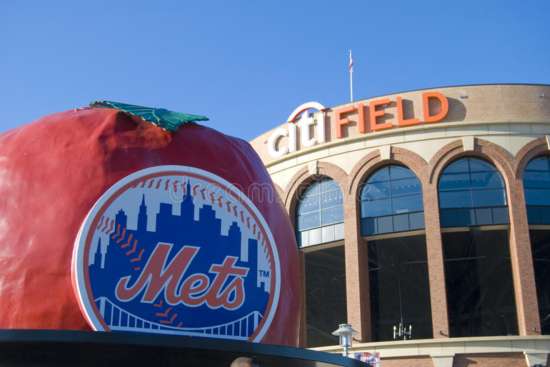 Download Citi Field, Home Of The Mets Editorial Photography - Image: 16415537