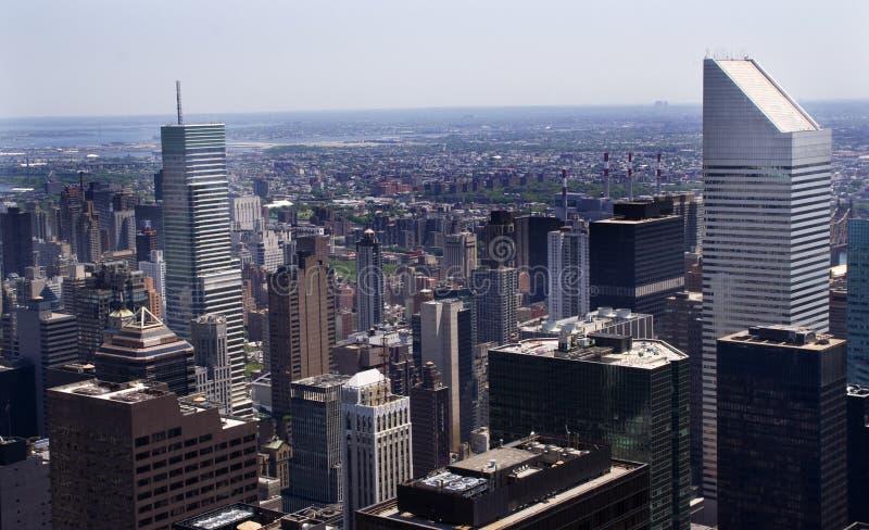 Citi Gebäude-Wolkenkratzer New York City stockfotos