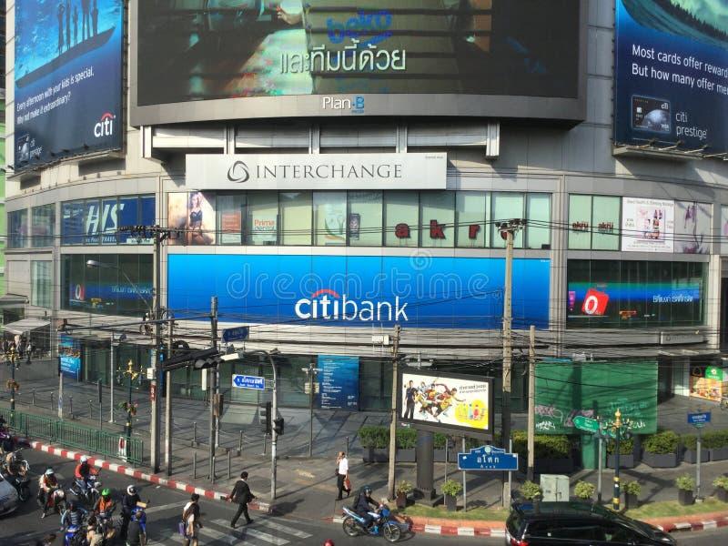 Citibank N A Hauptsitz stockfotografie