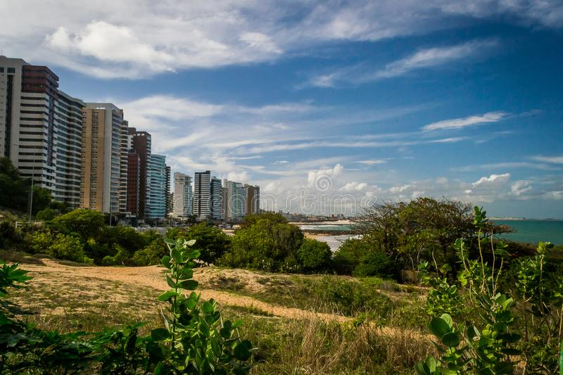 Cities of Brazil - Natal, RN stock images