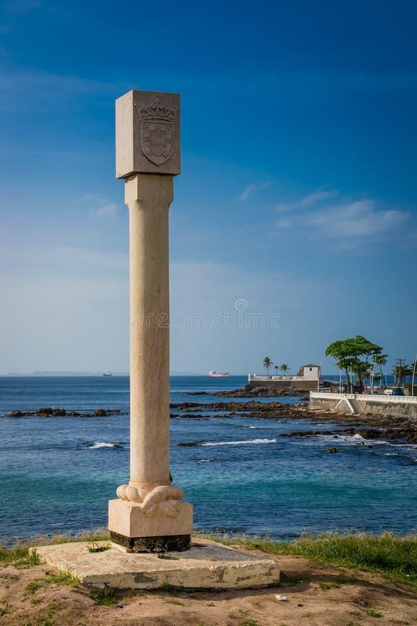 Cities of Brazil - Salvador, Bahia royalty free stock photo