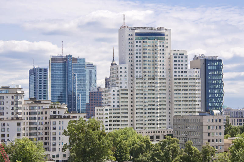 Download Cities Of Poland. Stock Photo - Image: 21555650