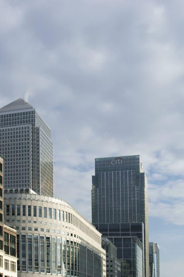 Citigroup torn fotografering för bildbyråer