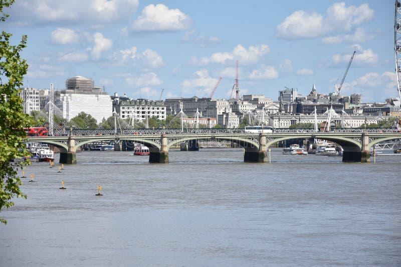 Citiscape di Londra, Regno Unito fotografia stock
