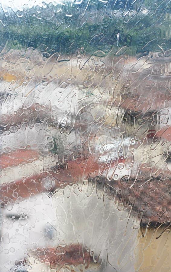 Citiscape Florentine durante todo o indicador velho imagens de stock