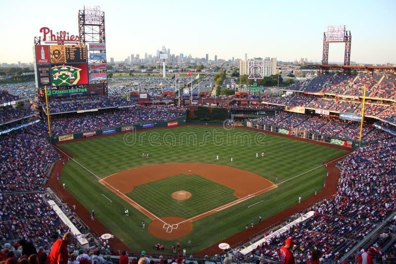 Citizens Bank Park - Philadelphia Phillies royalty free stock image