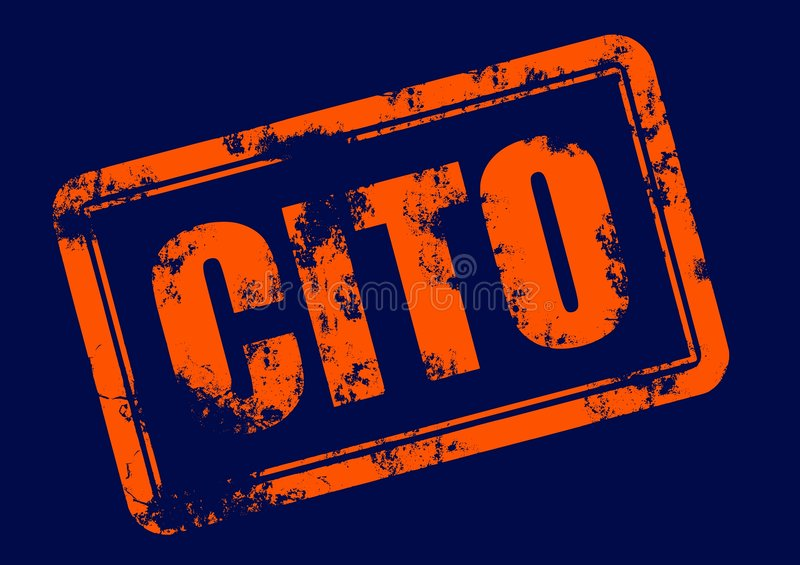 cito stock illustrationer