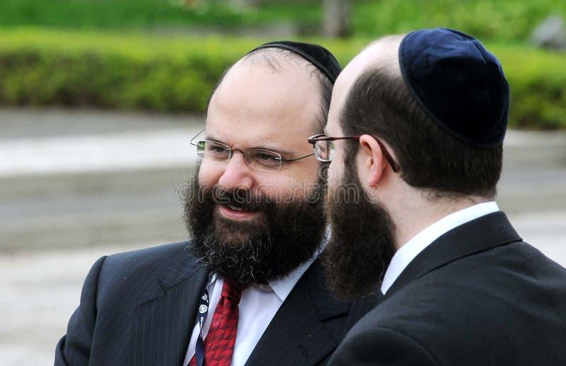 Citoyens d'israélien et de juif photographie stock