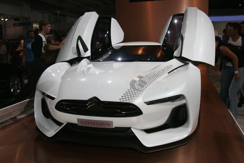 Download Citroën GT Concept Sport Car Editorial Image - Image: 11003325