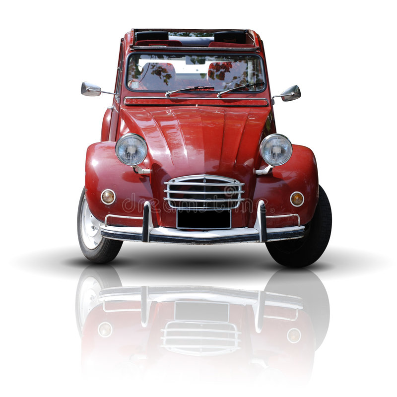 Free Citroen 2CV Stock Photography - 5708422