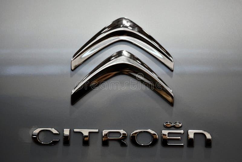 Citroen Automobile stock photography