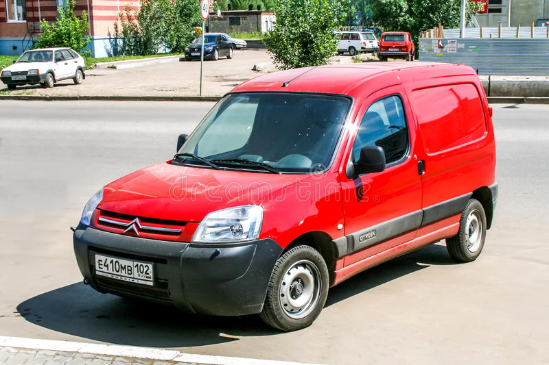 Citroen Berlingo immagini stock