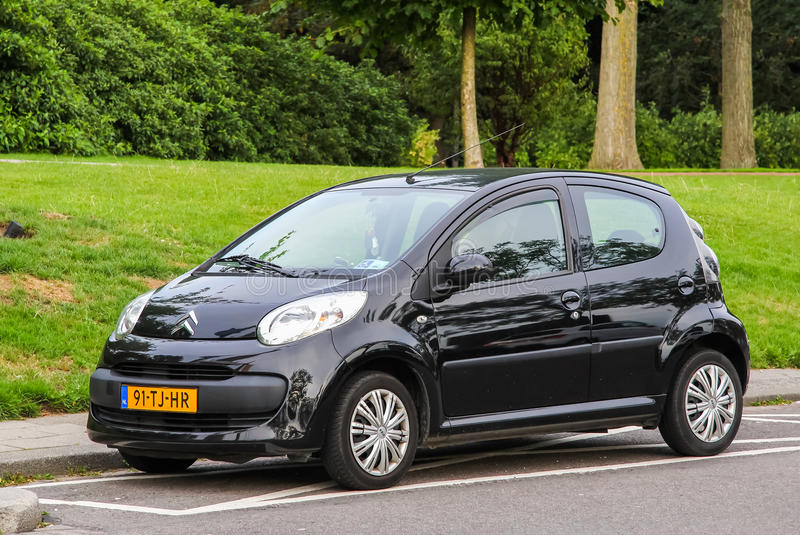 Citroen C1 immagine stock
