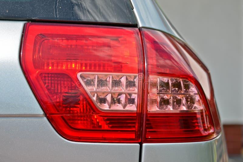 Citroen C5 szczegół zdjęcie royalty free