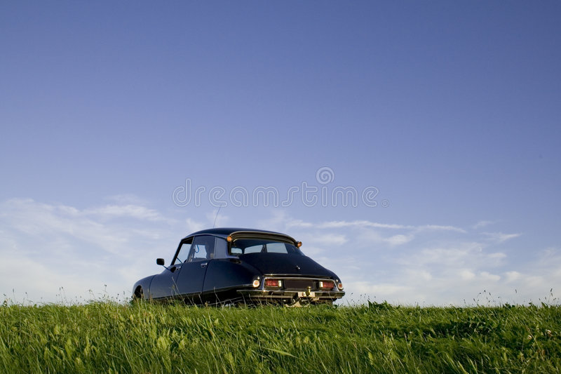 Citroen DS Royalty Free Stock Image