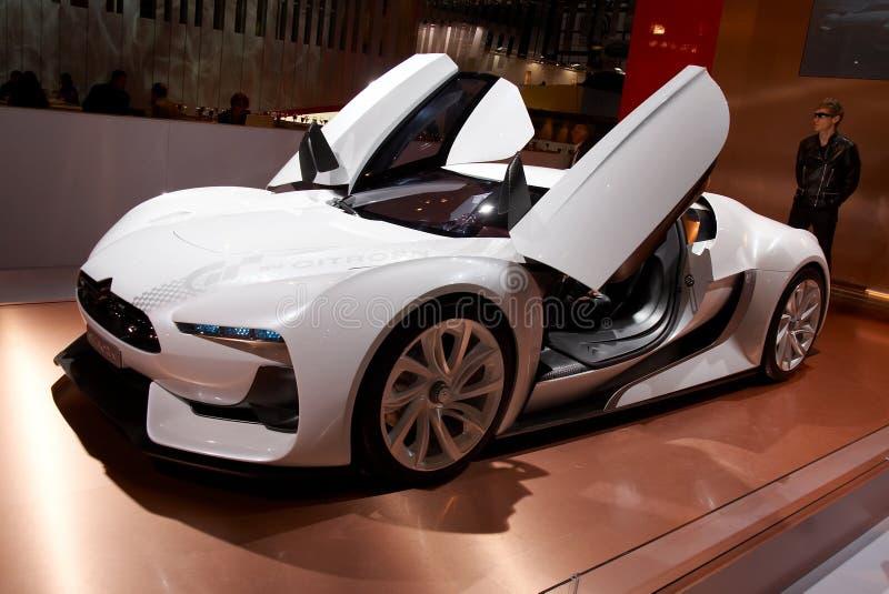 Citroen GT Concept stock image