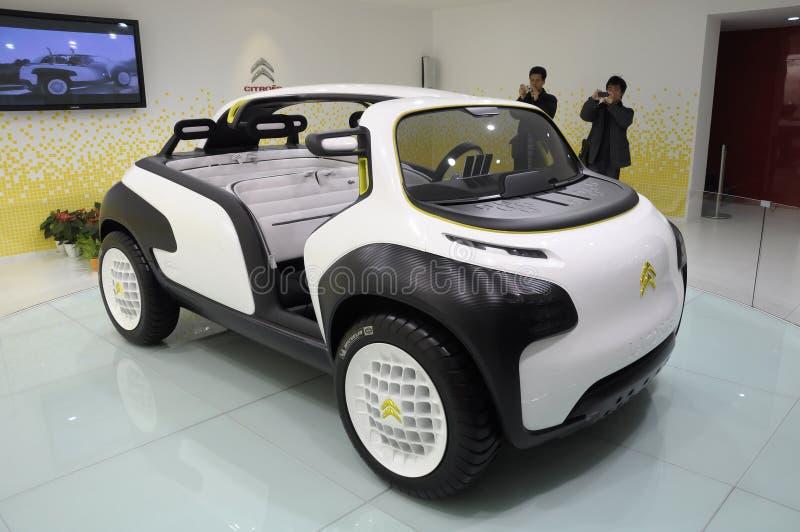 Download Citroen Lacoste Concept Sport Car Editorial Stock Photo - Image: 17744103