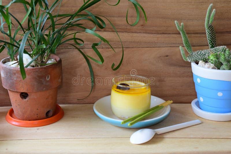 Citroencake stock fotografie