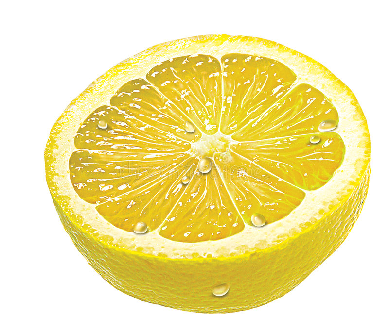 Download Citron stock photo. Image of clipping, vitamin, fitness - 117470